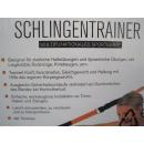 SPORTPLUS Schlingentrainer mit Türanker, Sling Training, SP-TX-001