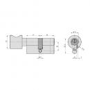 BASI Knaufzylinder K30/35 M5030-0005 VS
