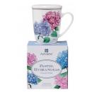 ASHDENE Becher Tasse Teetasse Porzellan Kaffeebecher...