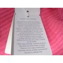 FTC Cashmere Pullover in Ripp-Optik -- Gr. S -- Kaschmir -- PINK -- NEU