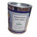 1 Liter RAL 9010 Reinweiß Weiss Acryl...