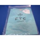 FTC Cashmere V-Ausschnitt Pullover - Kaschmir/Seacell - Gr S - Türkis - NEU