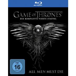 Game of Thrones - Staffel 4 - Deutsch - Blu-ray - NEU - OVP