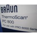 Sondenhüllen (800 St) für Braun PRO 6000 Ohrthermometer