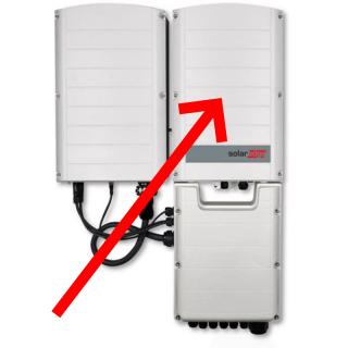 SolarEdge SE55K RW0P0PBNY4 Wechselrichter Primary Unit