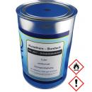 1 Liter Buntlack Kunstharz Farbe Lack RAL 8017...