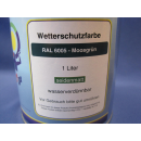 1 Liter RAL 6005 Moosgrün Grün...
