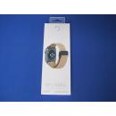 Narbenleder Armband Apple Watch 42mm - Sahara - Lederband...