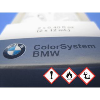 BMW Lackstift Set Long Beach Blue met (C16)  51912405164