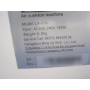 Locked Air LA-E3S Air cushion machine Luftpolstermaschine
